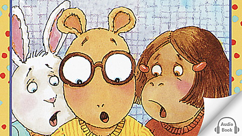 Arthur: Arthur and the Scare-Your-Pants-Off Club