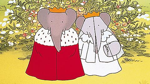 Babar, Roi des Eléphants