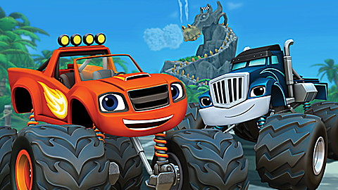 Blaze and the Monster Machines: Race to the Rescue