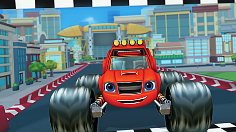 Blaze and the Monster Machines: Feel the Energy!