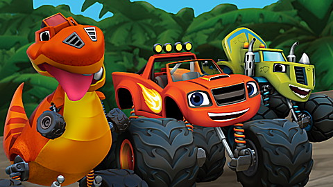 Blaze and the Monster Machines: Join the Team!