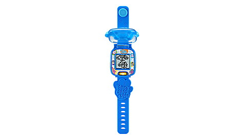 Blues Clues Blue Learning Watch