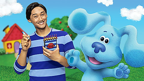 Blues Clues and You New Friends 1
