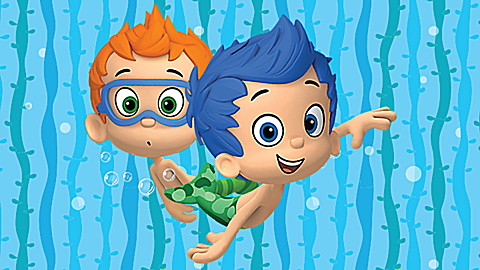Bubble Guppies: Challenge Accepted!