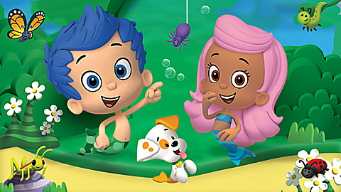 Bubble Guppies: Bug