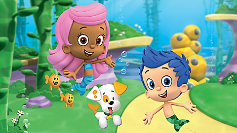 LeapTV: Bubble Guppies Educational, Active Video Game