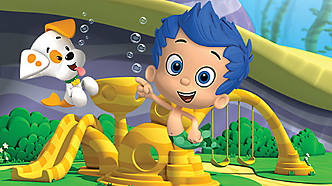Bubble Guppies: Playtime with Bubble Puppy!
