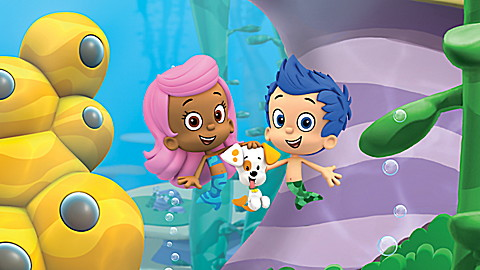 Bubble Guppies: What Should We Be?