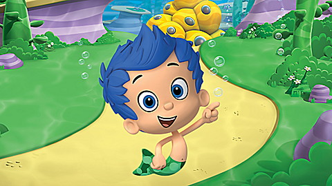 Bubble Guppies: Bubble Guppies Discoveries!