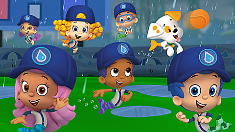 Bubble Guppies: Time for Teamwork!