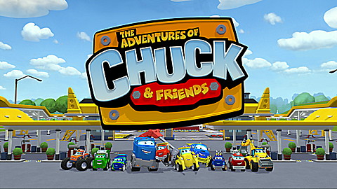 Chuck & Friends: Hide & Seek
