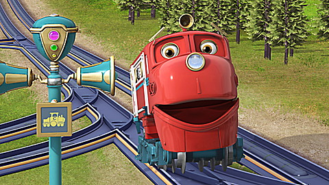 Chuggington: All About Wilson