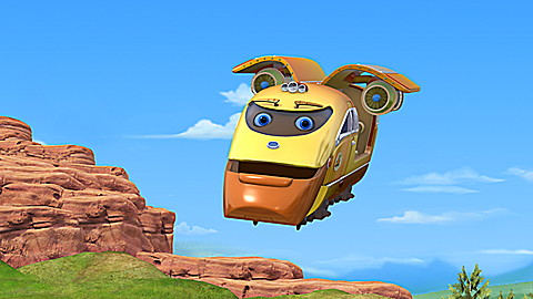 Chuggington: All About Action Chugger