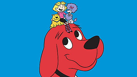Clifford the Big Red Dog: Topsy Turvy Day and Clifford