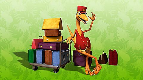 Dinosaur Train: Dinosaurs A-Z