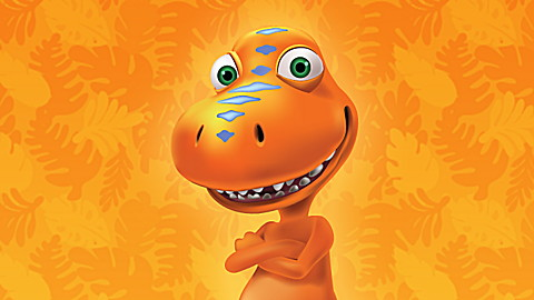 Dinosaur Train: Shiny Can