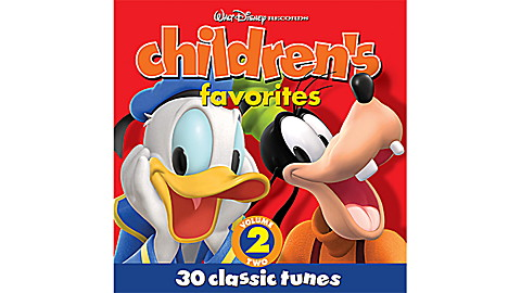 Disney Music: Children