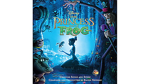 Disney The Princess and the Frog Soundtrack