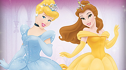 Disney Princess: Pop-Up Story Adventures