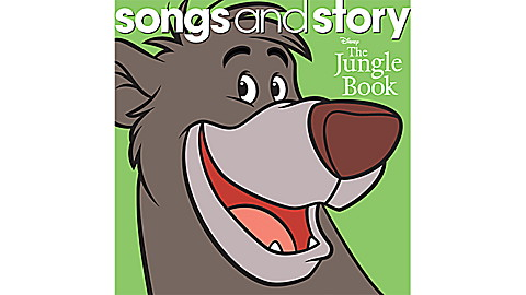 Disney Songs and Story: The Jungle Book