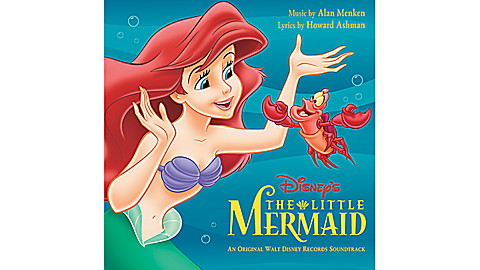 Disney The Little Mermaid Soundtrack