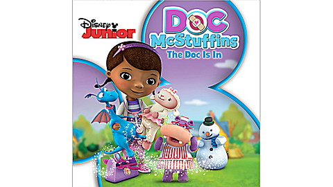 Disney Doc McStuffins: The Doc is In