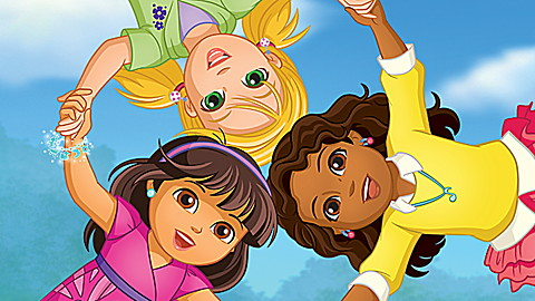 Dora and Friends: Fantastic Friends!