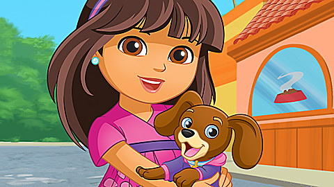 Dora and Friends: Puppy Princess Rescue