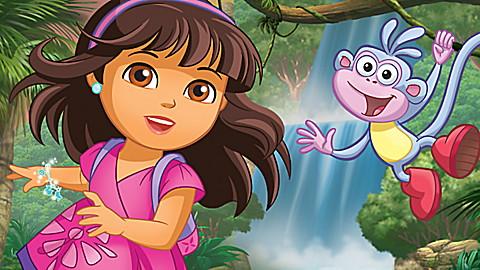Dora and Friends: Rainforest Reunion!