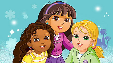 Dora and Friends: Magical Journeys!