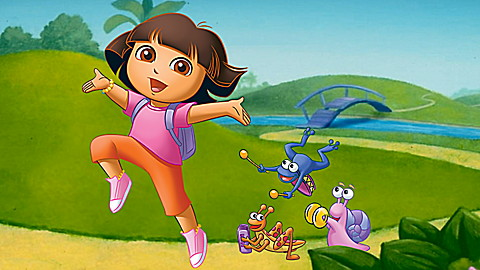 Dora the Explorer: Party Time with Dora