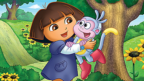 Dora the Explorer: Race to the Rescue!