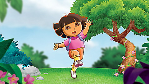 Dora the Explorer: Dora