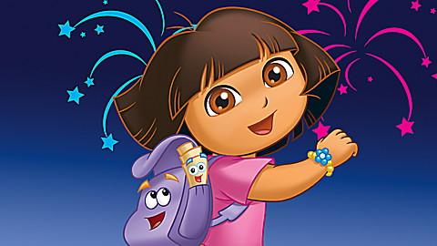 Dora the Explorer: Wild West Dora