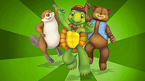 Franklin & Friends: Team Up With Franklin