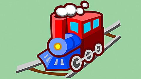 (French) Un train précieux
