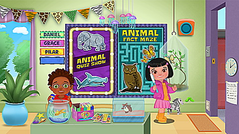 Get Ready for Preschool: Amazing Animals