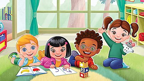 LeapFrog® Get Ready for Kindergarten Learning Game Pack
