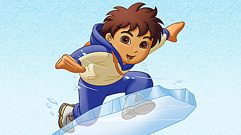 Go, Diego, Go!: Ocean Rescue Missions