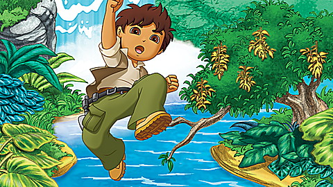 Go, Diego, Go!: High-Flying Friends