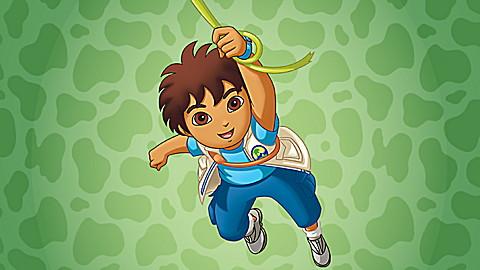 Go, Diego, Go!: Reptile Rescue!