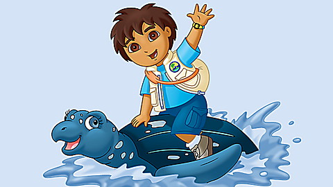 Go, Diego, Go!: Deep Ocean Adventures