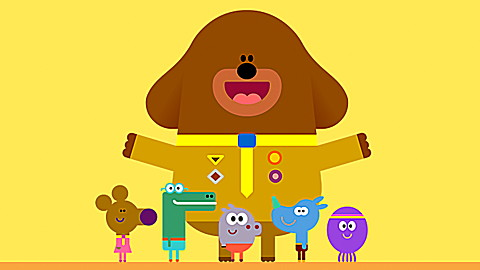 Hey Duggee: The Big Badge App