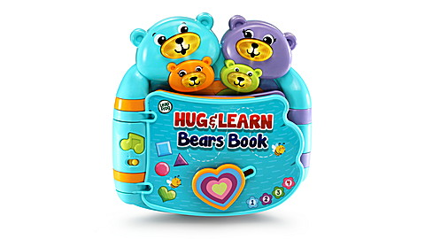 Hug & Learn Bears Book™