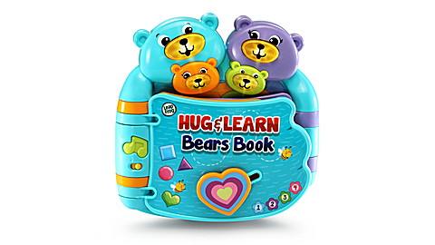 Hug & Learn Bears Book™