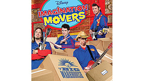 Disney Imagination Movers: In A Big Warehouse