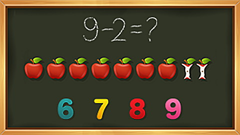 Kids Numbers and Math App Collection