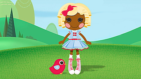Lalaloopsy: Helping Hands