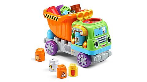 LeapBuilders Mon camion benne des découvertes