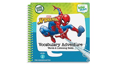 LeapStart Level 2 Spiderman